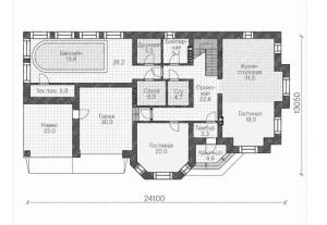 Проект 311 кв.м